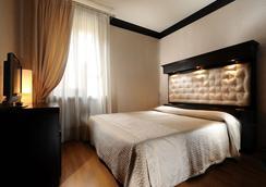 Hotel Abbazia - Venesia - Kamar Tidur