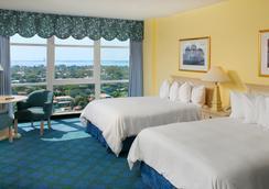 Miami Beach Resort - Miami Beach - Kamar Tidur