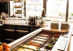 Designhotel Überfluss - Bremen - Restoran