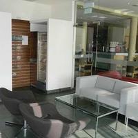 Hilton Garden Inn Glasgow City Centre Lobby Sitting Area
