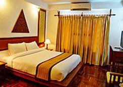 Chanthapanya Hotel - Vientiane - Kamar Tidur