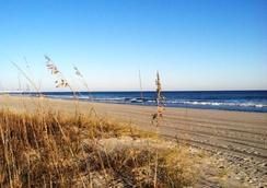 The Oceanfront Viking Motel - Myrtle Beach - Pantai