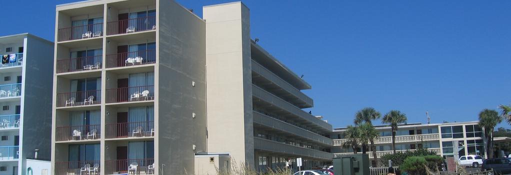 The Oceanfront Viking Motel - Myrtle Beach - Building