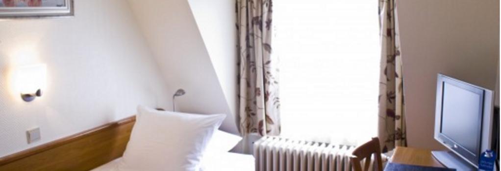 Hotel Aalders - Amsterdam - Bedroom