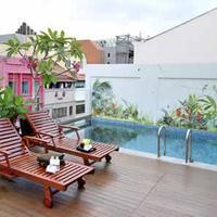 Hotel Clover 5 Hongkong Street Outdoor Pool