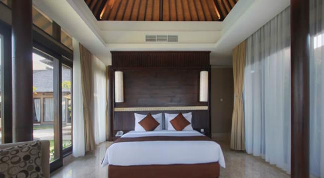 Ulu Segara Luxury Suites & Villas - Nusa Dua - Bedroom
