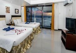 The Beach House Resort Boracay - Malay - Kamar Tidur