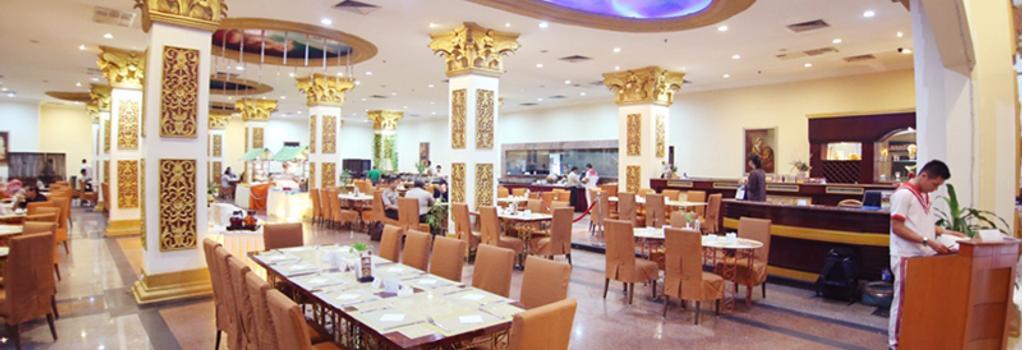 Pacific Palace Hotel - Batam - Restaurant