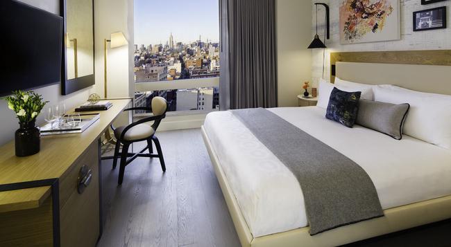 Hotel 50 Bowery - New York - Bedroom
