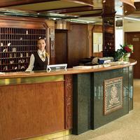 Premier Hotel Rus Reception