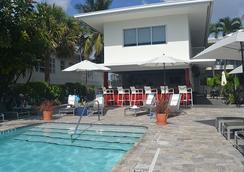 Royal Palms Resort & Spa A North Beach Village Resort Hotel - Fort Lauderdale - Kolam