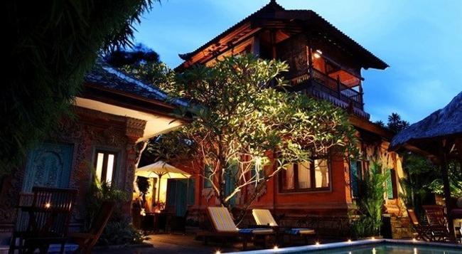 Sunhouse Guesthouse - Sanur - Pool