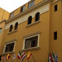 Plaza Mayor Lima Hotel Front