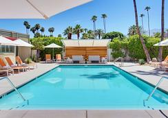 Del Marcos Hotel - Palm Springs - Kolam