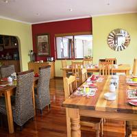 Bayside Guesthouse Breakfast Area