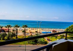 Kleopatra Beach Hotel - Alanya - Pantai