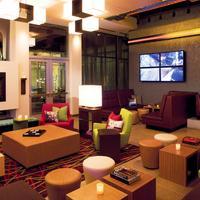 Aloft Manhattan Downtown - Financial District Hotel Lounge