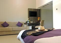 Hotel Beaurivage - Noumea - Kamar Tidur