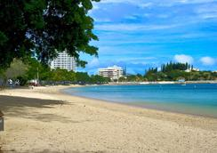 Hotel Beaurivage - Nouméa - Pantai