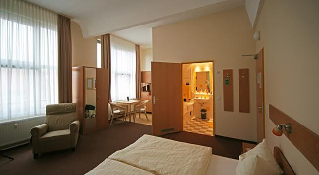 Hotel Siegfriedshof - Berlin - Bedroom