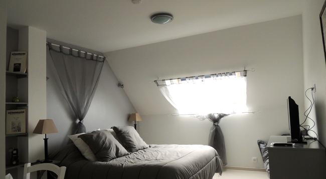Chez Natty - Le Mans - Bedroom