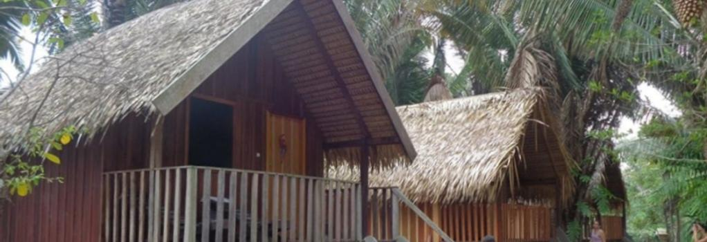 Juma Eco Lodge - Manáus - Building