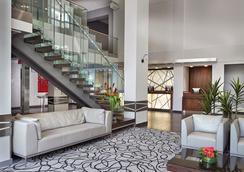Matrix Hotel - Edmonton - Lobi