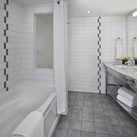 Matrix Hotel Bathroom