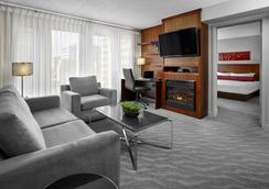 Matrix Hotel - Edmonton - Kamar Tidur