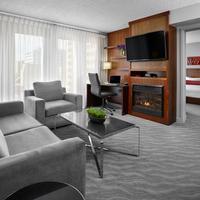 Matrix Hotel Guest room