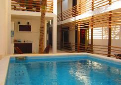 Hotel Latino - Tulum - Kolam