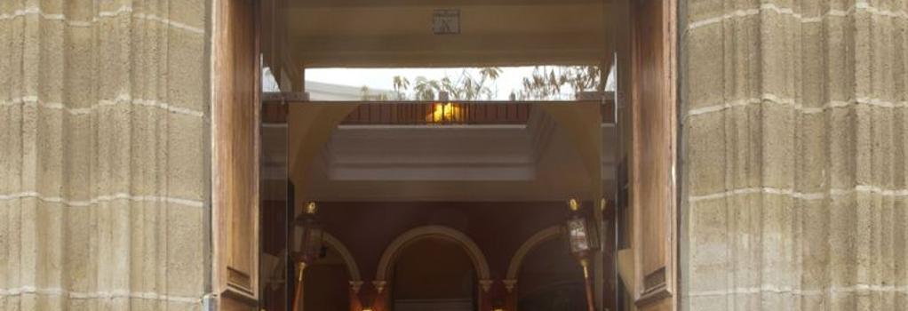 Hotel Bellas Artes - Jerez de la Frontera - Building