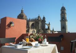 Hotel Bellas Artes - Jerez de la Frontera - Restoran
