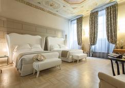 Firenze Number Nine Wellness Hotel - Florence - Kamar Tidur