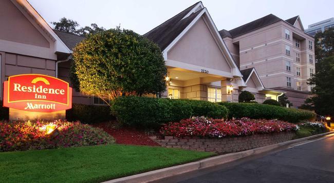 Residence Inn by Marriott Atlanta Buckhead Lenox Park - Atlanta - Building