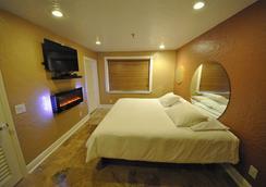 Hyde Park Hotel - Tampa - Kamar Tidur