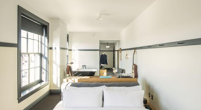 Ace Hotel Pittsburgh - Pittsburgh - Bedroom