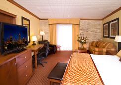Riverwalk Plaza Hotel - San Antonio - Kamar Tidur