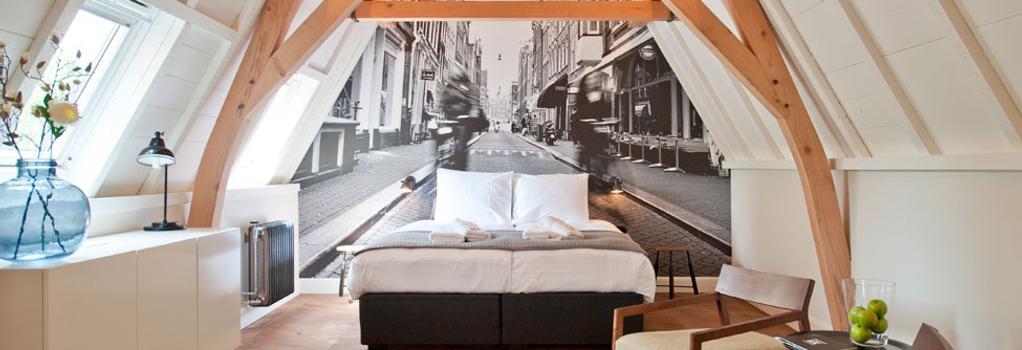 Hotel IX - Amsterdam - Bedroom