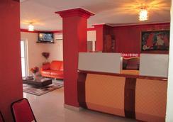 Seven Stars Hotel - Port Au Prince - Lobi