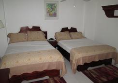 Seven Stars Hotel - Port Au Prince - Kamar Tidur