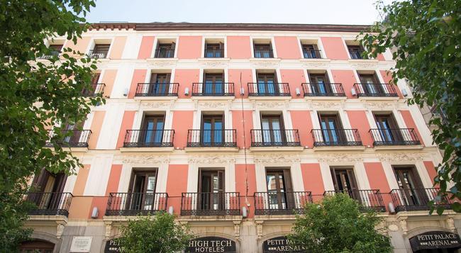 Petit Palace Opera - Madrid - Building