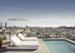 Yurbban Trafalgar Hotel - Barcelona - Kolam