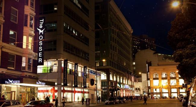 The Mosser - San Francisco - Building