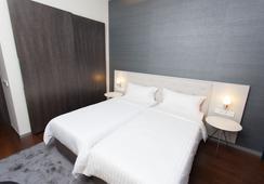 Hotel Cismigiu - Bukares - Kamar Tidur