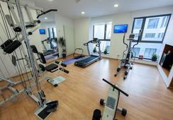 Hotel Cismigiu - Bukares - Gym