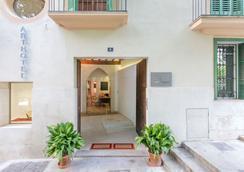 Art Hotel Palma - Palma de Mallorca - Pemandangan luar