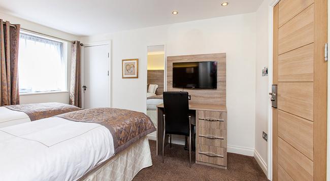 Shepherd's Bush Boutique Hotel - London - Bedroom