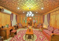 Mughal Palace Houseboat - Srinagar - Lobi