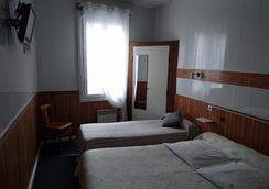 Hotel Chalet St Louis - Lourdes - Kamar Tidur
